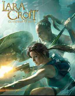 Lara Croft and The Guardian of Light <br>2010