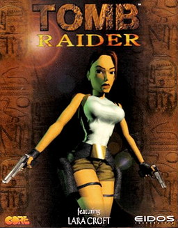 Tomb Raider<br> Featuring Lara Croft <br>1996
