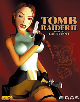 Tomb Raider II<br> Dagger of Xian <br>1997