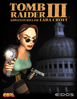 Tomb Raider III<br> Adventures of Lara Croft <br>1998