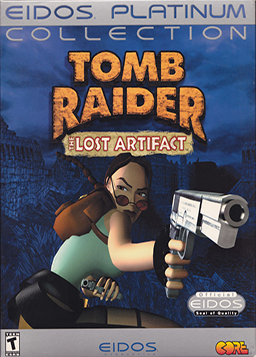 Tomb Raider III<br> The Lost Artefact <br>1998