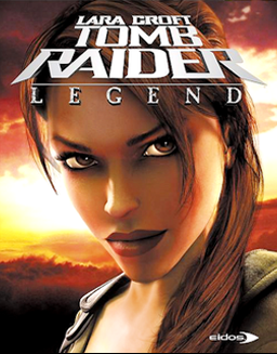 Tomb Raider<br> Legend <br>2006