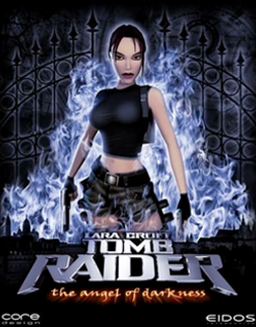 Tomb Raider<br> The Angel of Darkness <br>2003